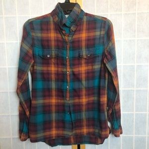 Woolrich Button Down Top